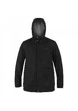 Regatta Sternway Hooded Jacket - Black