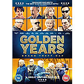 Golden Years Grand Theft OAP DVD