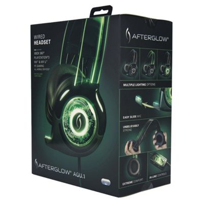 Afterglow Headset - Wired