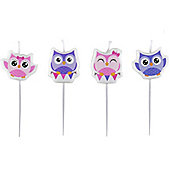 Owls Mini Candles