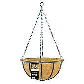 Gardman Blacksmith Hanging Basket - 30cm (12)