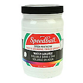 Speedball Water Soluble Screen Printing Ink - White 946.3ml