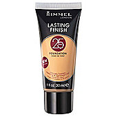 Rimmel Lasting Finish 25 Hour Foundation 30ml (071 Porcelain)