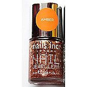 Nails Inc. London Nail Polish / Varnish 10ml (392 Justice Walk)