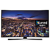 "Samsung UE55JU6670 55"" Curved UHD Smart Freeview/Freesat LED TV"