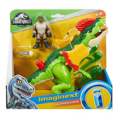 Imaginext Jurassic World Dilophosaurus