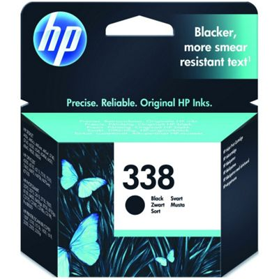 HP 338 Black Original Ink Cartridge