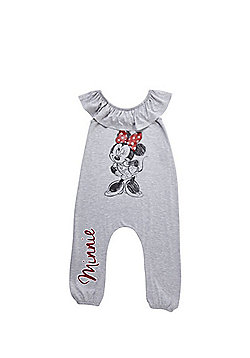 Disney Minnie Mouse Bardot Jumpsuit - Multi