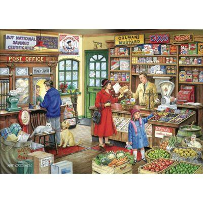Corner Shop Puzzle