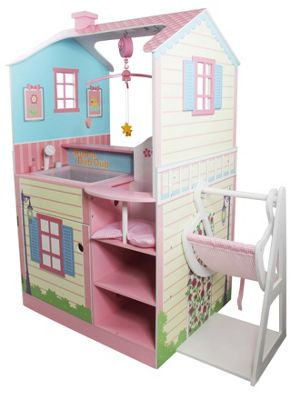 Teamson Kids Double Sided Play Nursery