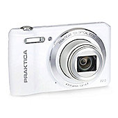 Praktica Luxmedia Z212 Digital Compact Camera - White
