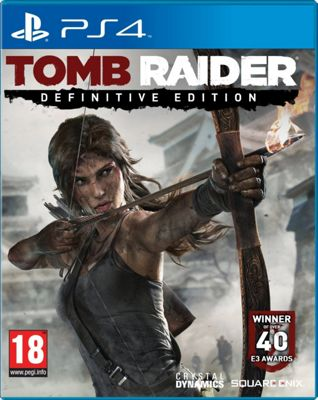 Tomb Raider Definitive Edition Digi Pack