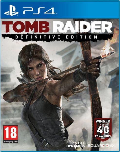 Tomb Raider Definitive Edition Digi Pack
