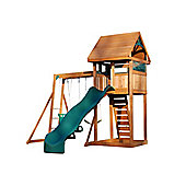 Selwood Auckland Climbing Frame With Slide, Monkey Bars & More