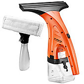 VonHaus Window Vac with Spray Bottle & Two Microfibre Pads