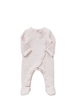 F&F Quilted All in One - Pink