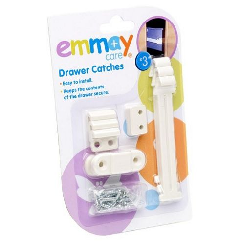 Emmay Care Safety Drawer Catches