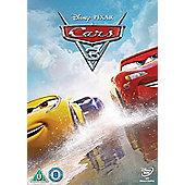 Cars 3 DVD