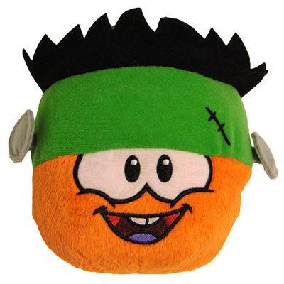 Disney Club Penguin Series 8 Orange Puffle