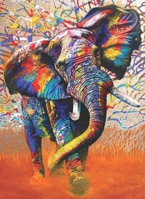 African Colours - 1000pc Puzzle