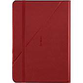 "Belkin Trifold Folio Carrying Case (Folio) for 25.4 cm (10"") iPad Air, iPad Air 2, Tablet - Mix It Red"