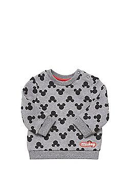 Disney Mickey Mouse Sweatshirt - Black & White