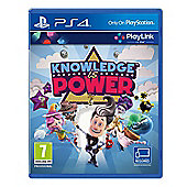 Knowledge is Power PS4 (A Playlink Title)