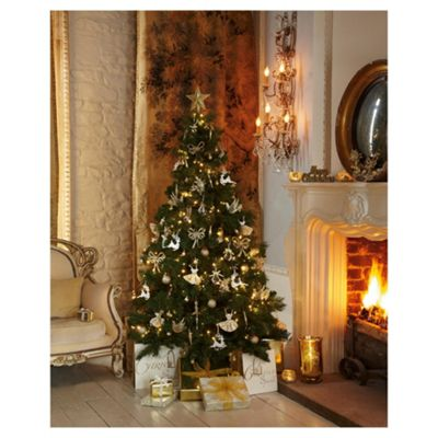 Buy Tesco 6ft Highland Fir Christmas Tree from our ...
