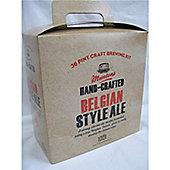 Muntons Hand Crafted - Belgian Ale Kit – 36 Pints