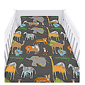 Africa Cot Duvet Cover Set with Pillowcase