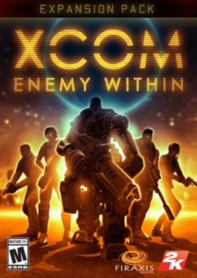 Xcom Enemy Within Expansion Pack