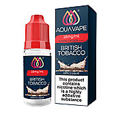 British Tobacco E-Liquid - 18mg