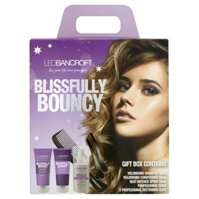 Leo Bancroft Blissfully Bouncy Gift Set