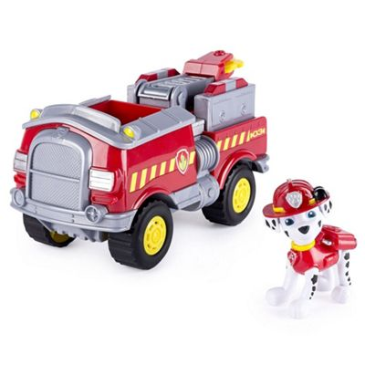 Paw Patrol Vehicle With Pup - Marshalls Forest Vehicle