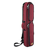 Tom and Will 36SSX Padded Soprano Sax Bag - Burgundy