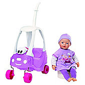 Baby Born Cosy Coupe