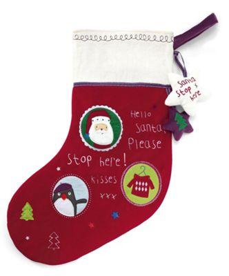 Mamas & Papas - Large Santa Stocking