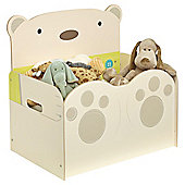 Snuggle Time Bear Hug Toy Box