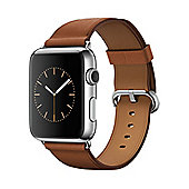 Apple Watch 1st Generation 38mm Brown Small Classic Buckle