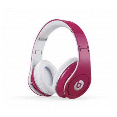 BEATS BY DR DRE Studio HD Headphones Pink