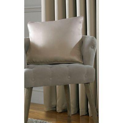 Alan Symonds Mink Burj Cushion Cover - 22x22 Inches (55x55cm)