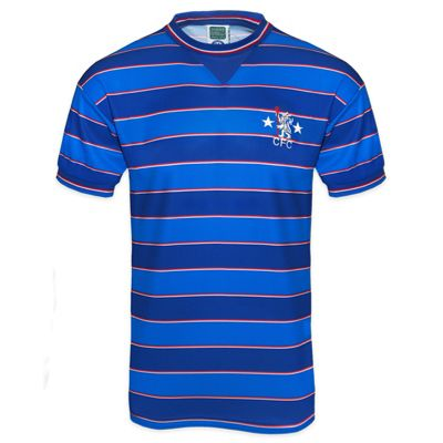 Chelsea FC Mens 1984 Shirt Small