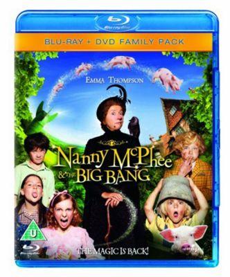 Nanny Mcphee And The Big Bang Blu-Ray