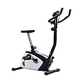 Homcom Magnetic Exercise Bike 8 Level Indoor Sports Cardio Fitness Equipment