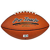 Midwest Pro Touch PU Surface NFL American Football Official Game Ball