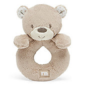 B Baby's Toy Teddy's Toy Box Ring Rattle