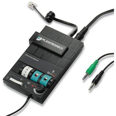 Plantronics MX10/A Multimedia Adapter.