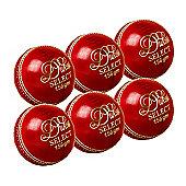6 x Dukes Select Match Cricket Balls