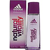 Adidas Natural Vitality Eau de Toilette (EDT) 50ml Spray For Women