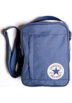 Converse All Star Poly Cross Body Shoulder Man Small Item Bag - Navy Blue